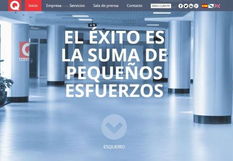 ESQUEIRO, S.L. estrena Web