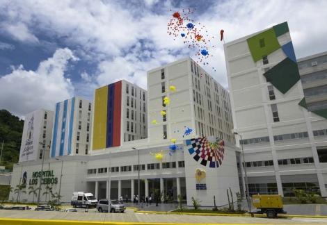 INAUGURACIÓN DE NUEVO HOSPITAL LOS CEIBOS EN GUAYAQUIL- ECUADOR