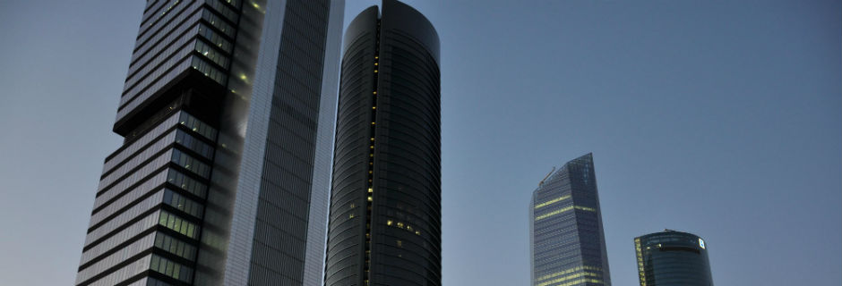 4 Torres Business Center Madrid