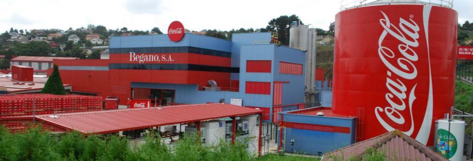 Begano S.A. Planta industrial Coca-Cola Coruña