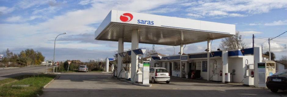 Estaciones de Servicio Saras Energía